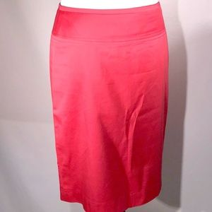 The Limited Pink Pencil Skirt (6)